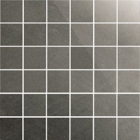 Turin Grigio Polished 48mm Mosaic