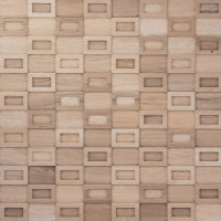 Marchetaria 60x60 Mosaic Effect Glazed Porcelain