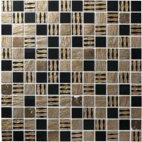 Kalahari Black & Gold Mosaic