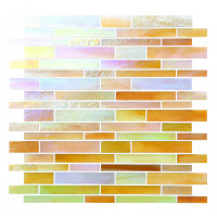 Sunray Glass Brickbond Mosaic