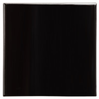 Black Field Tile